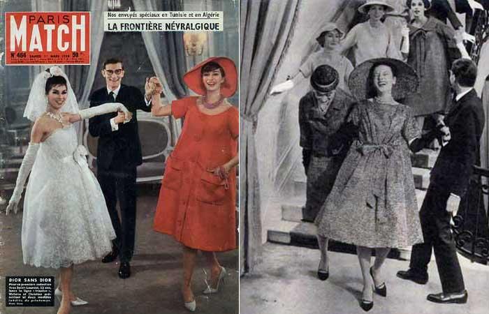 Ligne Trapèze - 1958