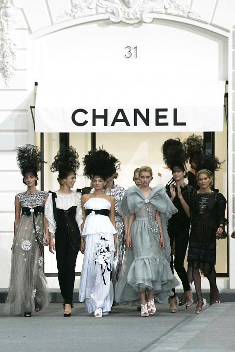 Chanel devanture FW 09