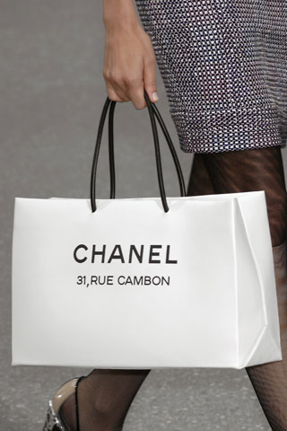 Chanel shopping bag 09